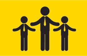 Lingkungan kerja yang terbuka dan saling percaya